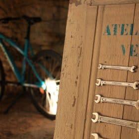 Fahrraddienstleistungen: Reparatur, Verleih, Führer - Loire Radweg