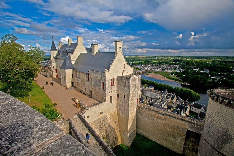 1 Woche von Blois nach Saumur