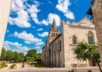 L'eglise prieurale Notre-Dame de Cunault - Chênehutte-Trèves-Cunault¦Petite cité de caractère